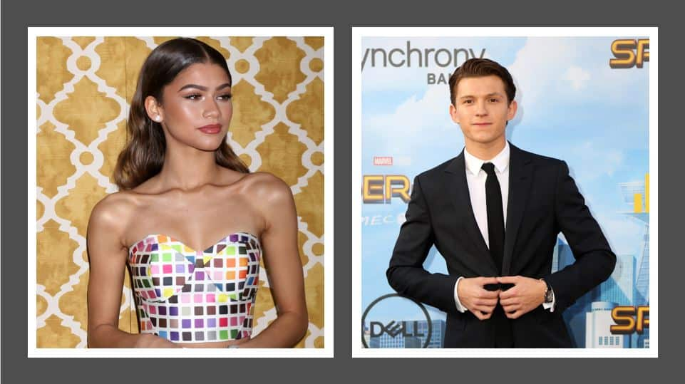 How Tall are Tom Holland and Zendaya