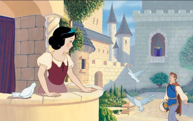 snow white prince charming age